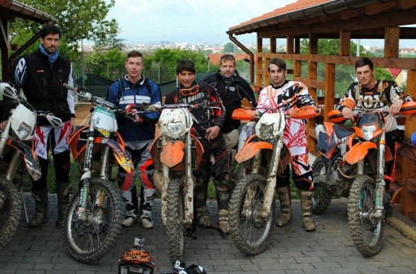 Andreas, Patrick, Waldo, Hengel