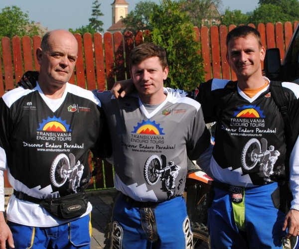Joerg, Steffen und Tino, Germany