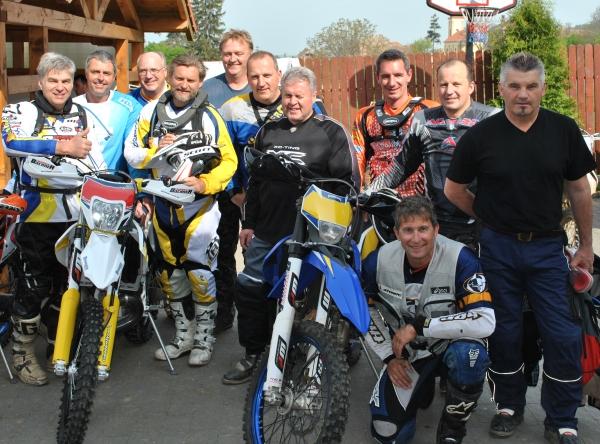 Andreas' Gruppe, Austria