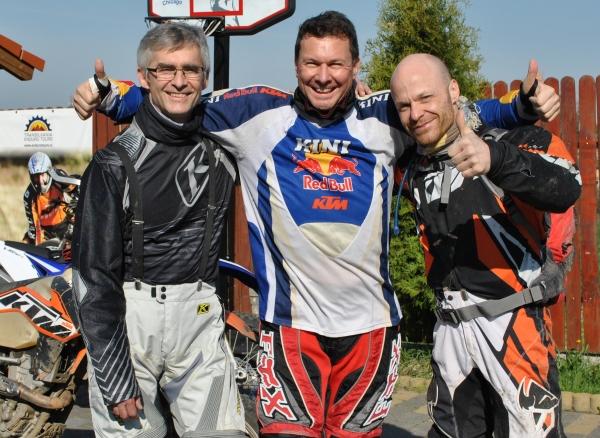 Florian, Clemens und Jaroslav, Austria