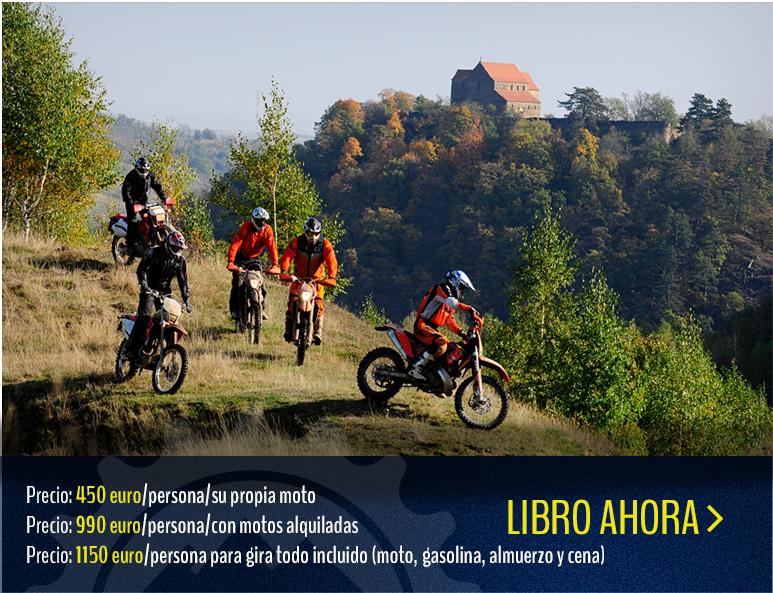 Recorrido Enduro  Paraíso Largo