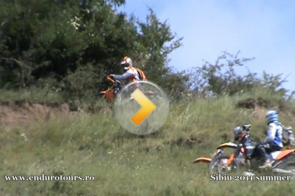 Enduro steep hill 2011