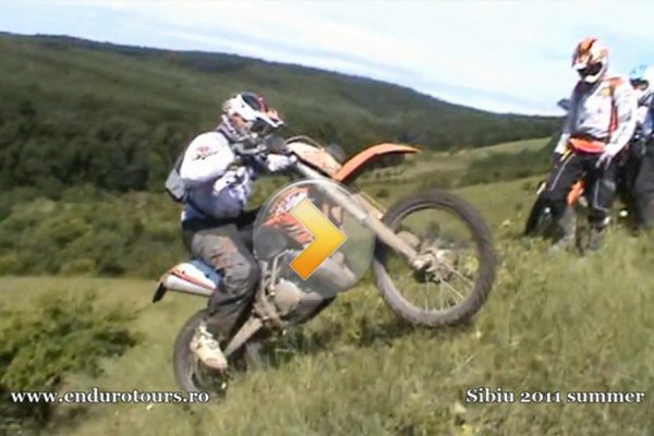 Hill climb enduro