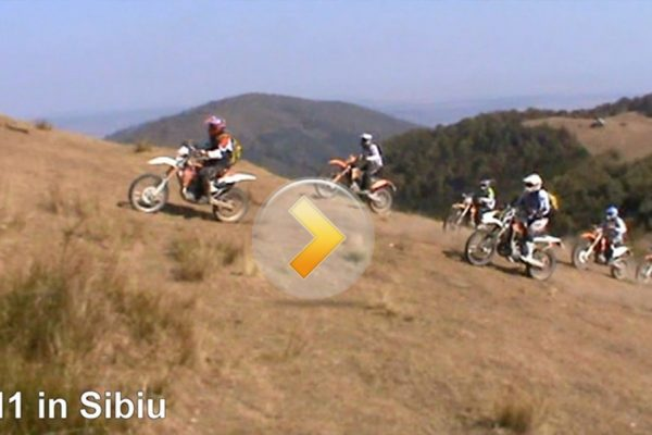 Enduro Sibiu October 2011