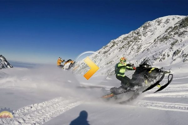 Snowmobile addiction