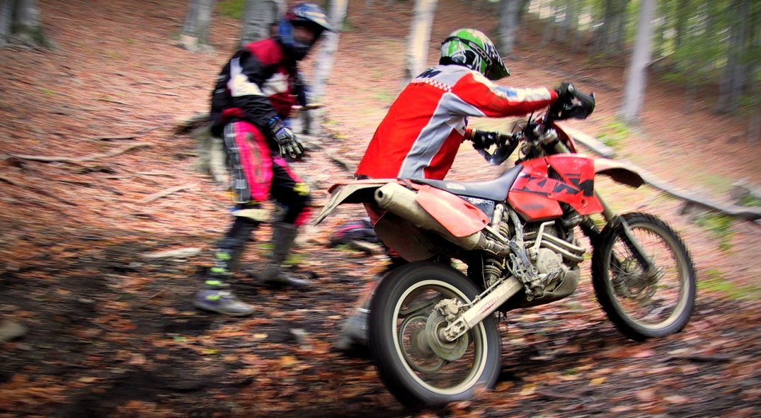 Join our enduro adventure !